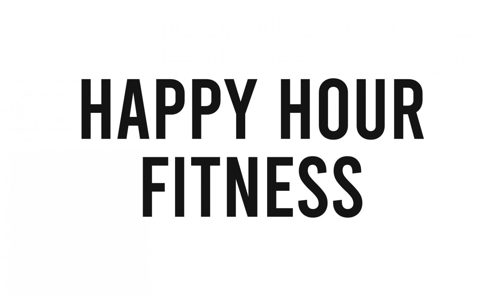 happy hour fitness