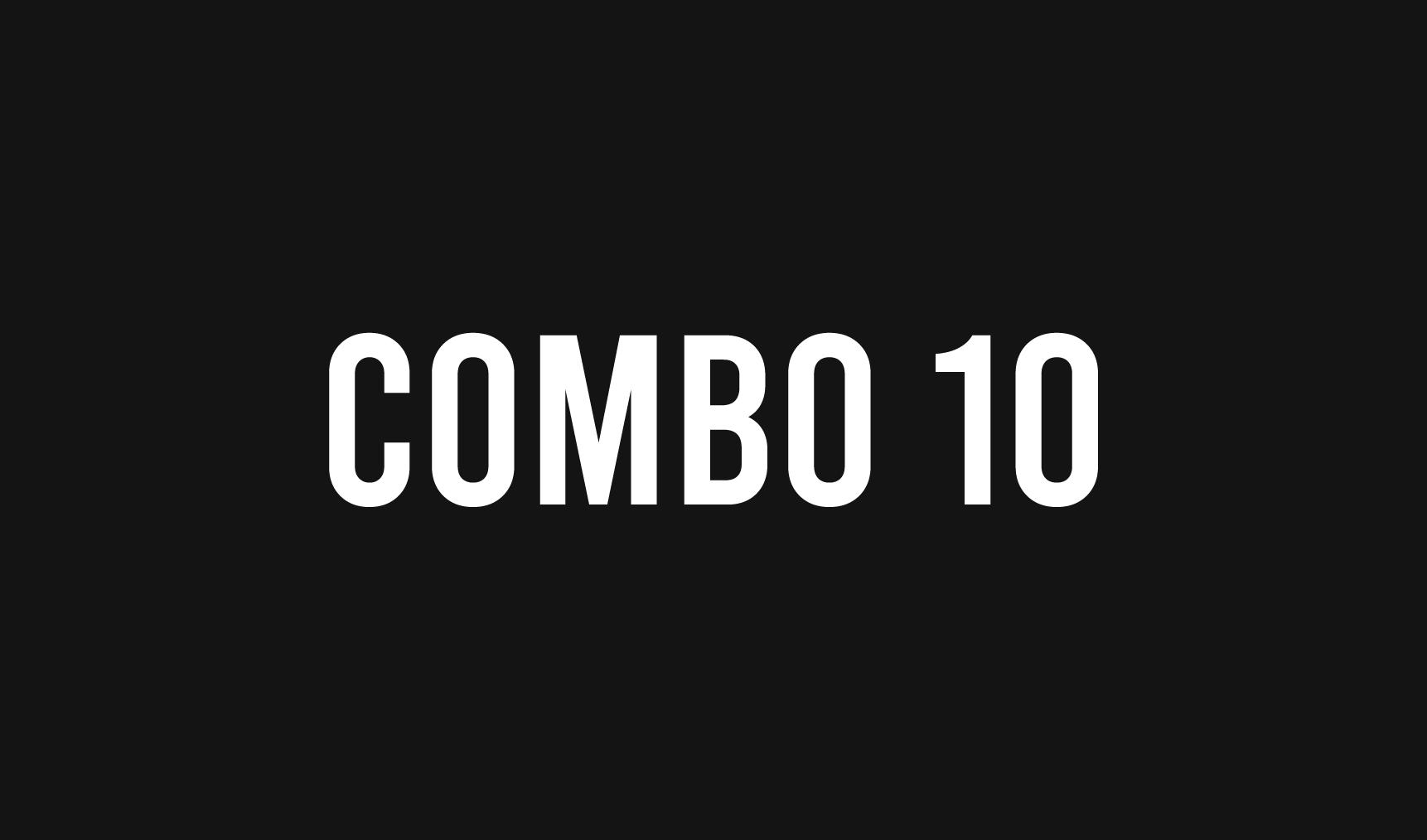Combo 10