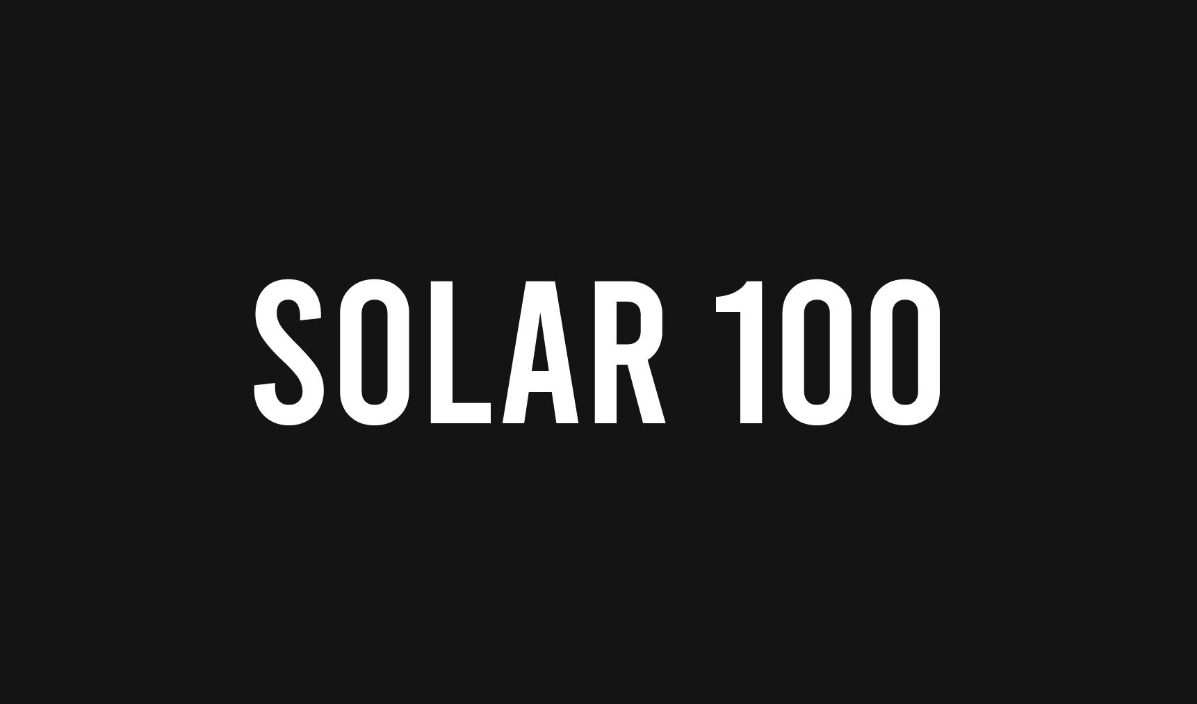 Solar 100